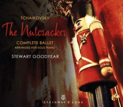 Tchaikovsky: The Nutcracker - Complete Ballet arranged for solo piano
