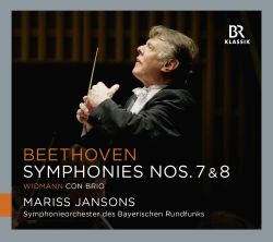Beethoven: Symphony Nos. 7 & 8