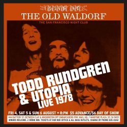 Live at the Old Waldorf: San Francisco, August 1978