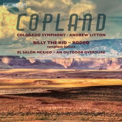 Copland: Billy the Kid; Rodeo