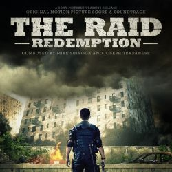 Mike Shinoda / Joseph Trapanese - The Raid: Redemption [Original Motion Picture Soundtrack]