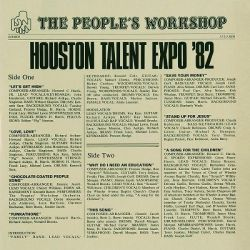 The Peoples' Workshop - Houston Talent Expo '82