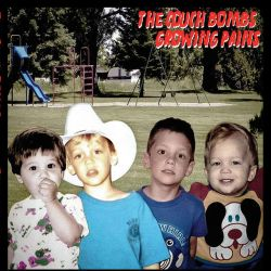 The Couch Bombs - Growing Pains