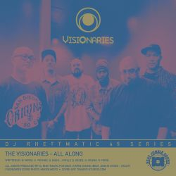 Visionaries - All Along/Crown Royale: Stratasphere