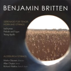 Benjamin Britten: Serenade for Tenor, Horn and Strings