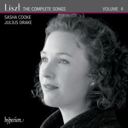 Liszt: The Complete Songs, Vol. 4
