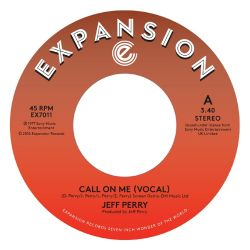 Jeff Perry - Call on Me