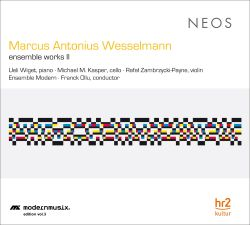 Marcus Antonius Wesselmann: Ensemble Works II