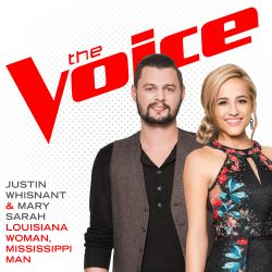 Justin Whisnant - Louisiana Woman, Mississippi Man [The Voice Performance]
