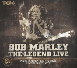 Bob Marley & the Wailers - The Legend Live: Santa Barbara County Bowl, November 25th 1979