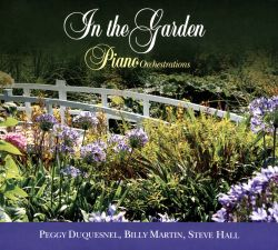 Peggy Duquesnel / Steve Hall / Billy Martin - In the Garden