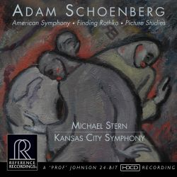 Adam Schoenberg: American Symphony; Finding Rothko; Picture Studies