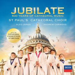 Jubilate: 500 Years of Cathedral Music