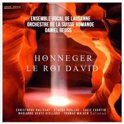 Honegger: Le Roi David