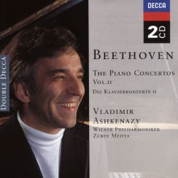 Beethoven: The Piano Concertos, Vol. 2