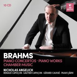 Brahms: Piano Concertos; Piano Works; Chamber Music