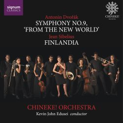 Dvořák: Symphony No. 9 'From the New World'; Sibelius: Finlandia