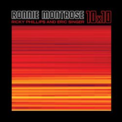Ronnie Montrose / Ricky Phillips / Eric Singer - Color Blind