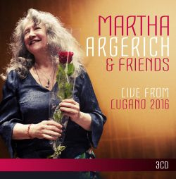 Martha Argerich & Friends: Live from Lugano 2016