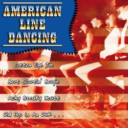 The Delta Line Dance Band / The Nashville Riders - American Line Dancing