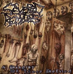 Severed Remains - Display of Those Defiled