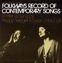 Folkways Record of Contemporary Songs