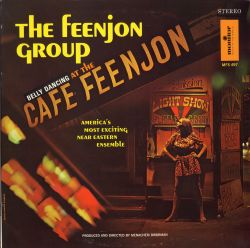 Feenjon Group - An Evening at Cafe Feenjon