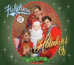 Halftime for the Holidays