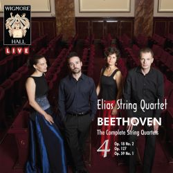 Beethoven: The Complete String Quartets, Vol. 4
