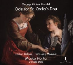 George Frideric Handel: Ode for St. Cecilia's Day