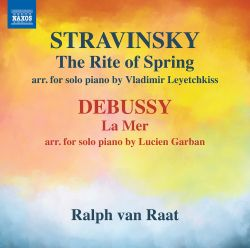 Stravinsky: The Rite of Spring; Debussy: La Mer