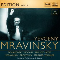Yevgeny Mravinsky Edition, Vol. 2