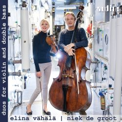 Duos for Violin and Double Bass