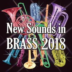 New Sounds in Brass 2018