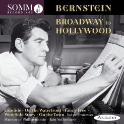 Bernstein: Broadway to Hollywood
