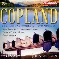 Copland: Orchestral Works, Vol. 4 - Symphonies