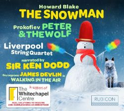 Blake: The Snowman; Prokofiev: Peter & the Woolf