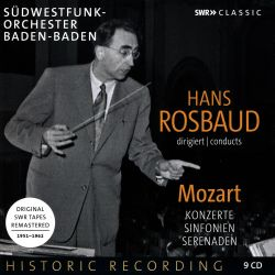 Hans Rosbaud conducts Mozart