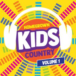 Homegrown Kids Country, Vol. 1