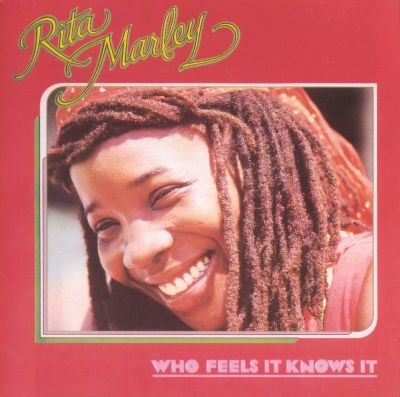 MP3 ALBUM FREE DOWNLOAD: Rita Marley - Who Feels It Knows It