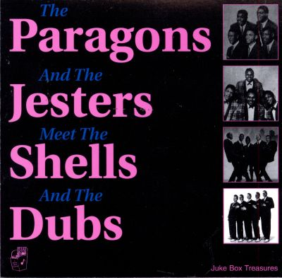 the jesters meet paragons reggae