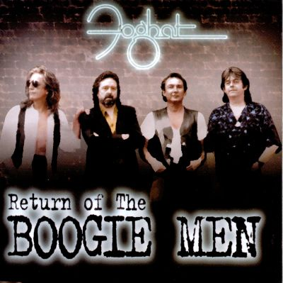 The Return of the Boogie Men