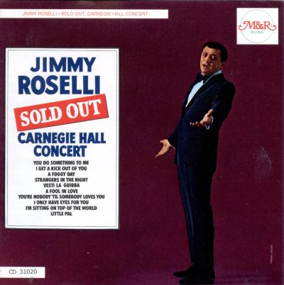 Sold Out (Carnegie Hall Concert)