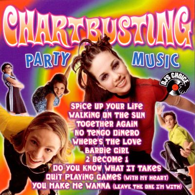 Chartbusting Party Music