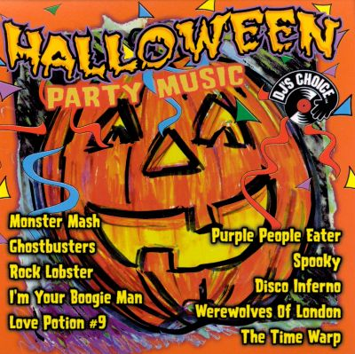 Halloween Party Music [Turn Up the Music 1998]