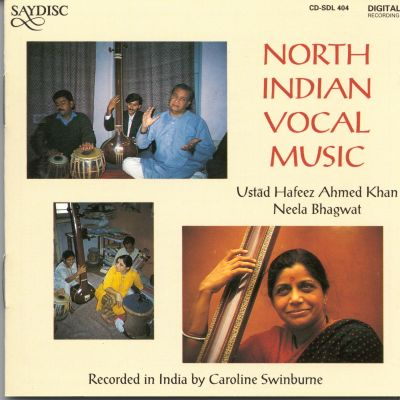 North Indian Vocal Music [Saydisc]