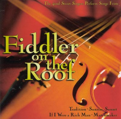 Fiddler on the Roof [Intersound]