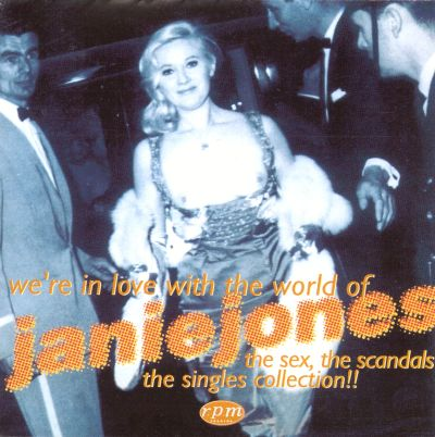 We're in Love with the World of Janie Jones