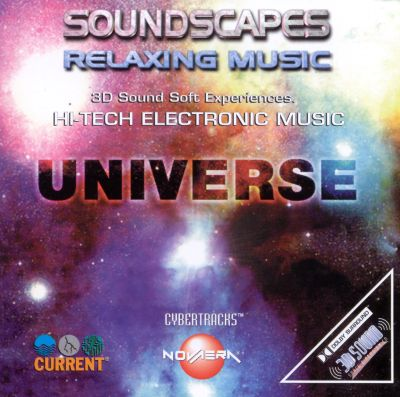 Relaxing Music: Universe - Soundscapes | Songs, Reviews, Credits