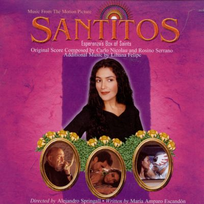 Santitos [Music from the Motion Picture]